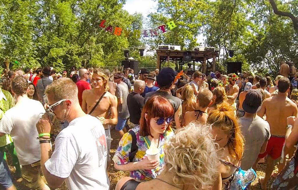 Secret Garden Party 2014 - The Labrinth