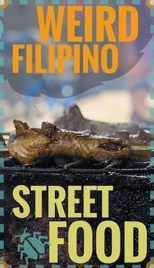 bloggers eat weird filipino food watch  castaway with