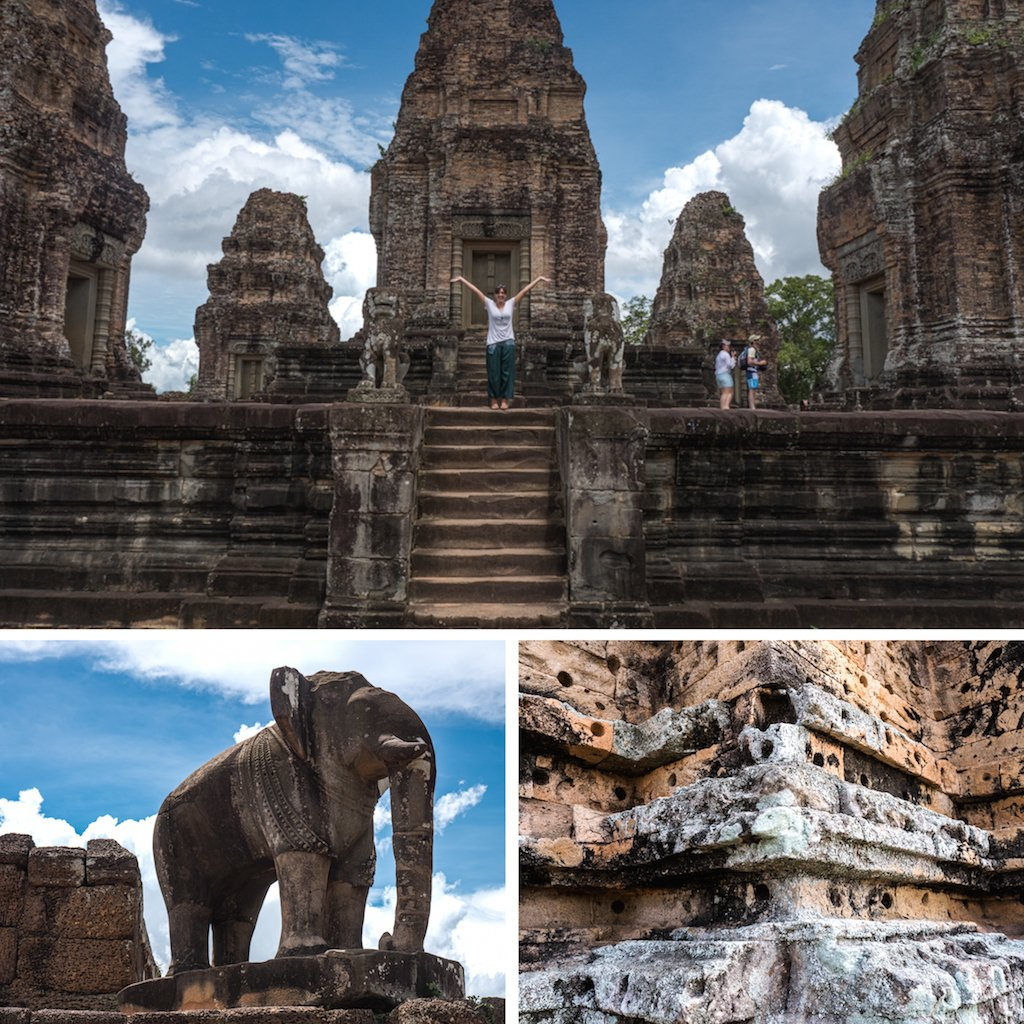 10. East Mebon Temple