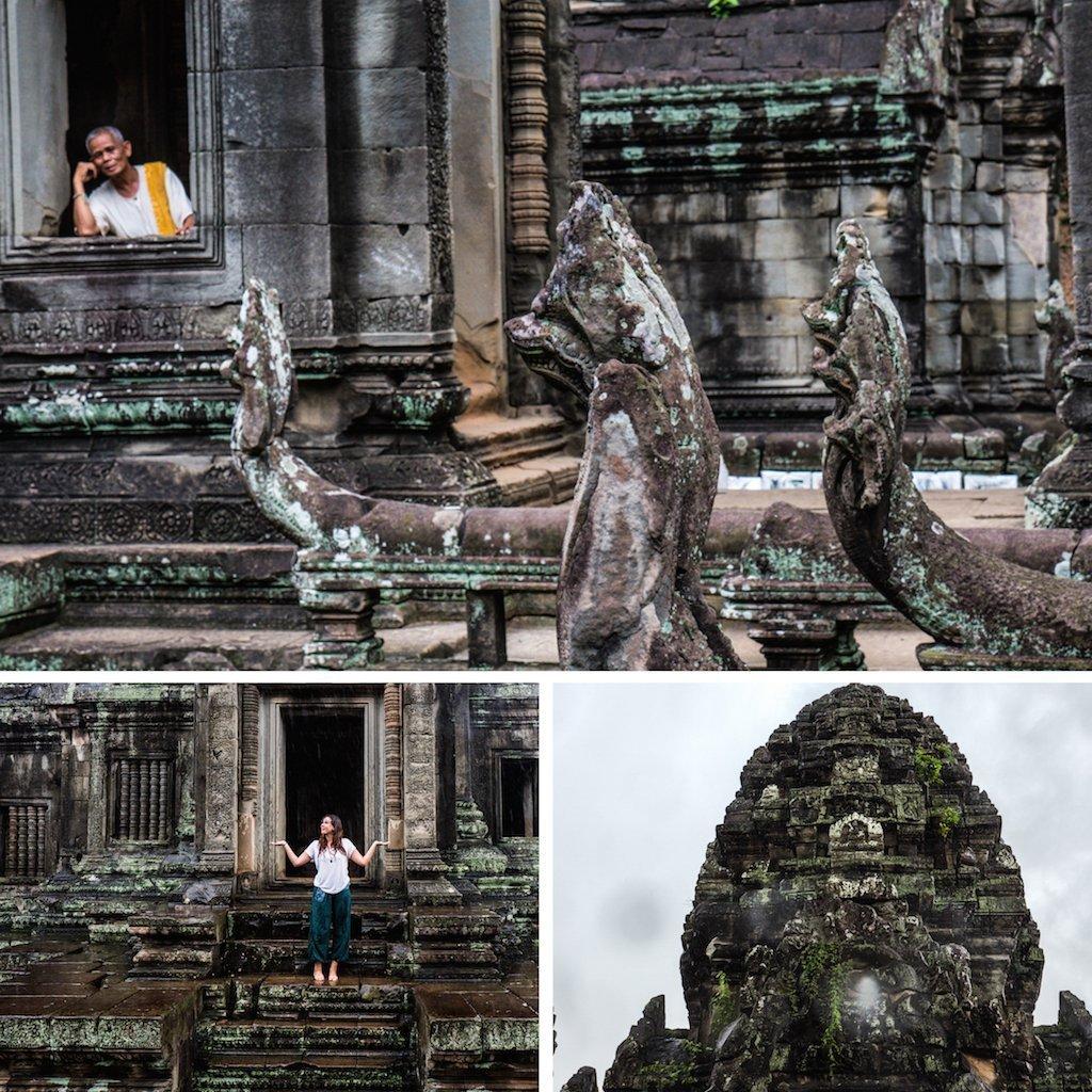 13. Beanteay Samre Temple