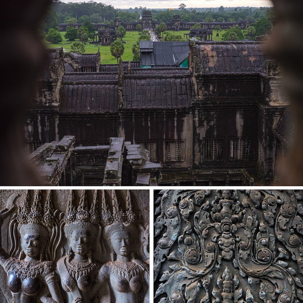 5. Angkor Wat Internal