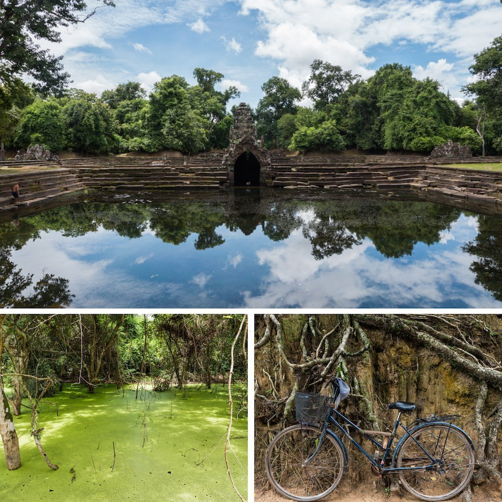 9. Neak Prean Water Temple