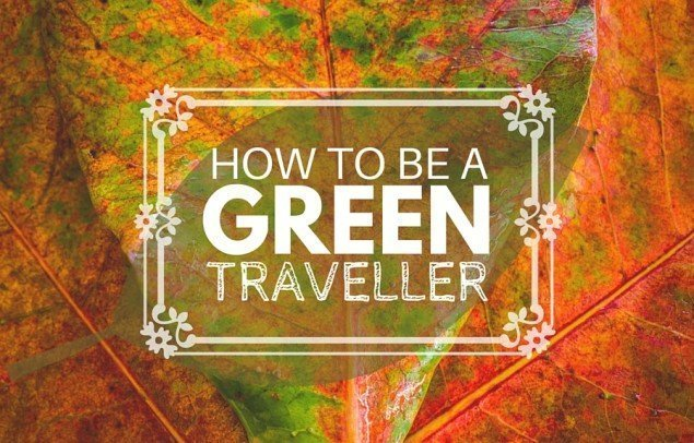 How to be a Green Traveller - Castaway with Crystal 2