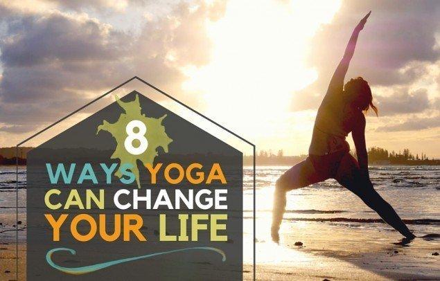 8 Ways Yoga Changed My Life