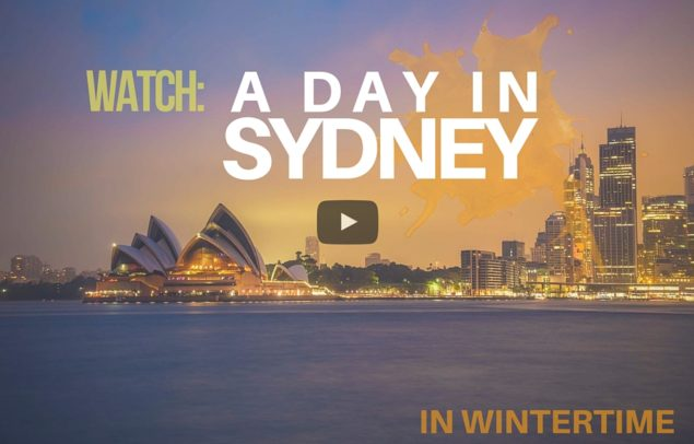 A Day in Sydney Australia