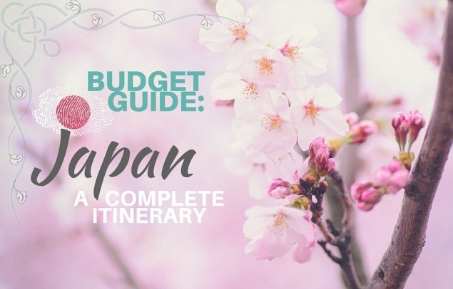 Japan Budget Guide