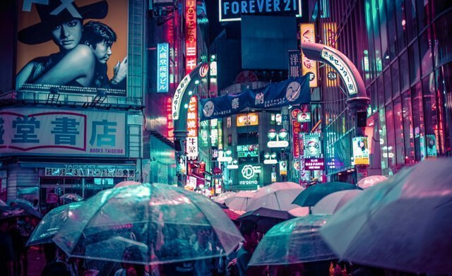 Shibuya Tokyo - Japan Itinerary 14 days and 7 days