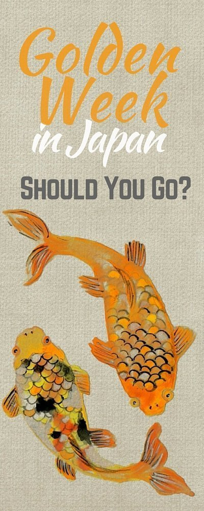 Should you go to Japan during Golden Week? - Castaway with Crystal