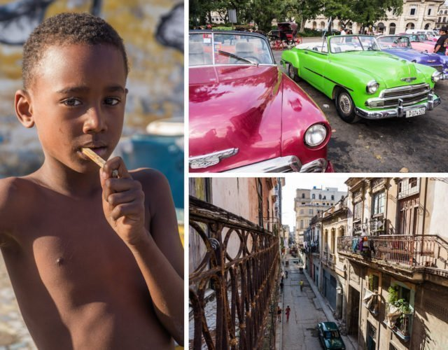 1. Havana cars, buildings, architecture. Things to do in Cuba, how to do Cuba on a Budget, one month itinerary for Cuba