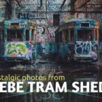 Nostalgic Photos from Glebe Tram Sheds