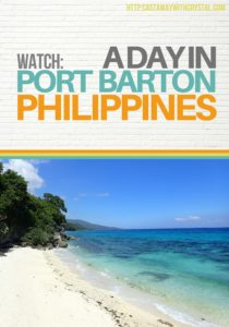 Watch a Day in Port Barton, Philippines - Castaway with Crystal