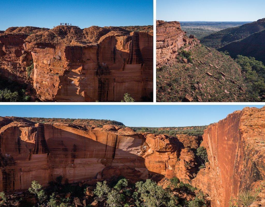 12. Kings canyon view and panorama