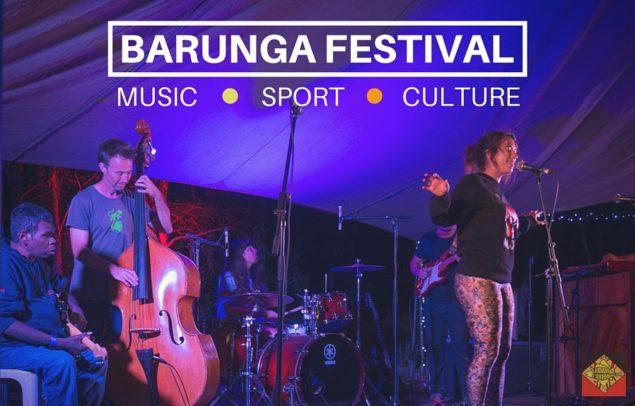Barunga Festival Cover