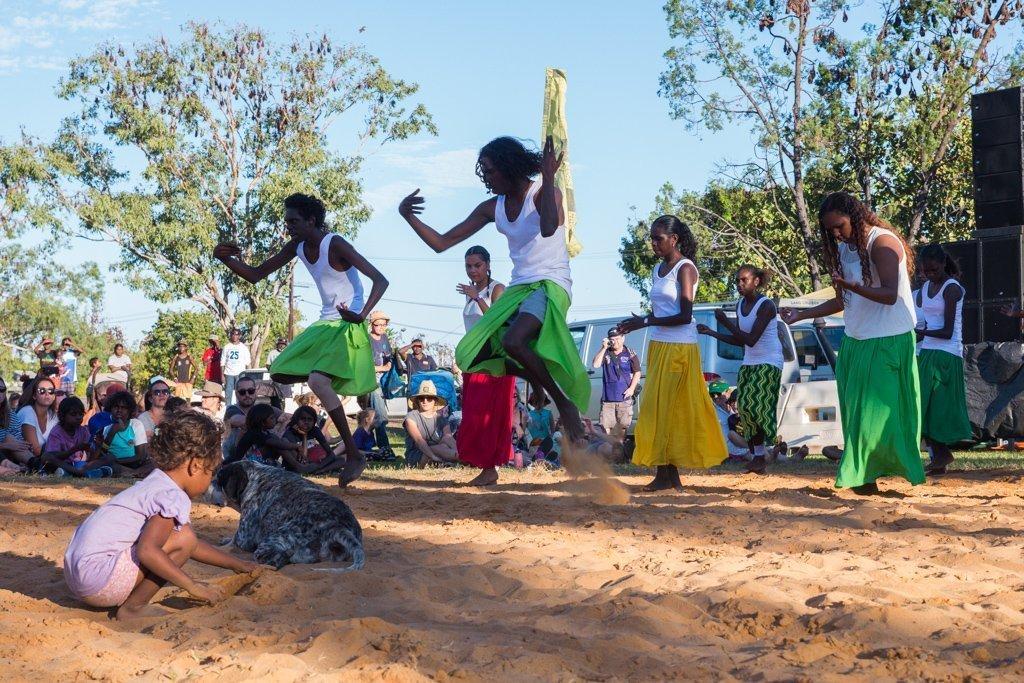 Barunga Festival Dance