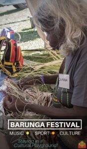 Barunga Festival Highlights - Castaway with Crystal