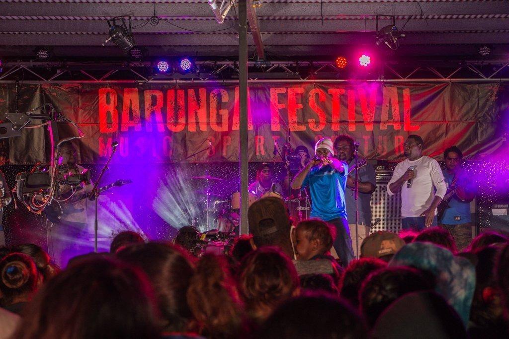 Barunga Festival
