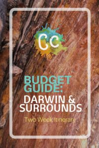 Budget Guide Darwin and Surrounds