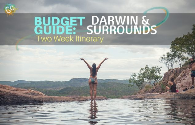 Budget Guide - Darwin and Surrounds by Castaway with  Crystal