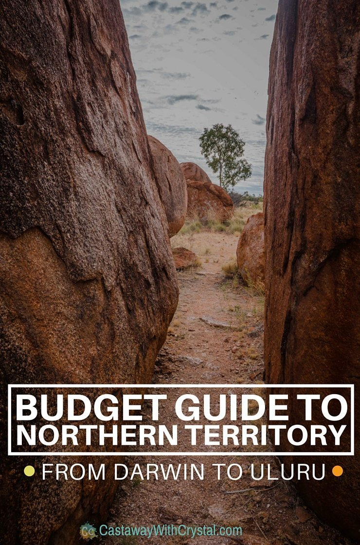 Budget Guide to Northern Territory - Castaway with Crystal