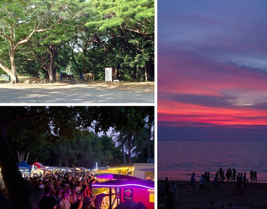 Darwin and Mindil Night Markets
