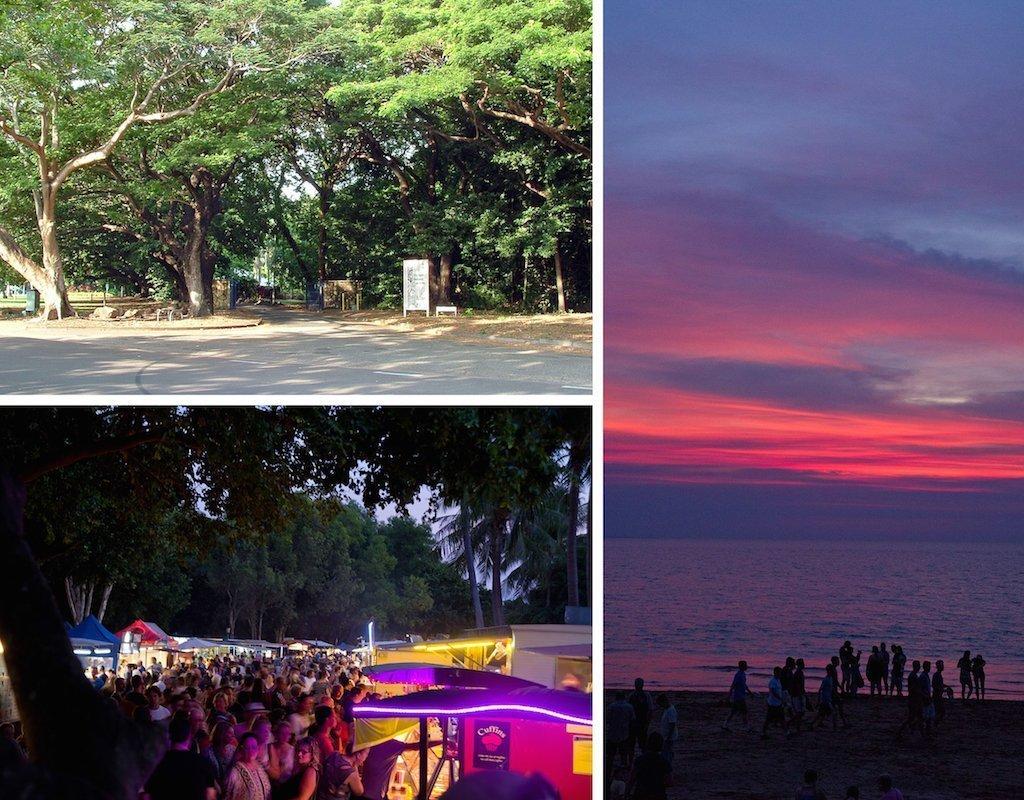 Darwin and Mindil Night Markets