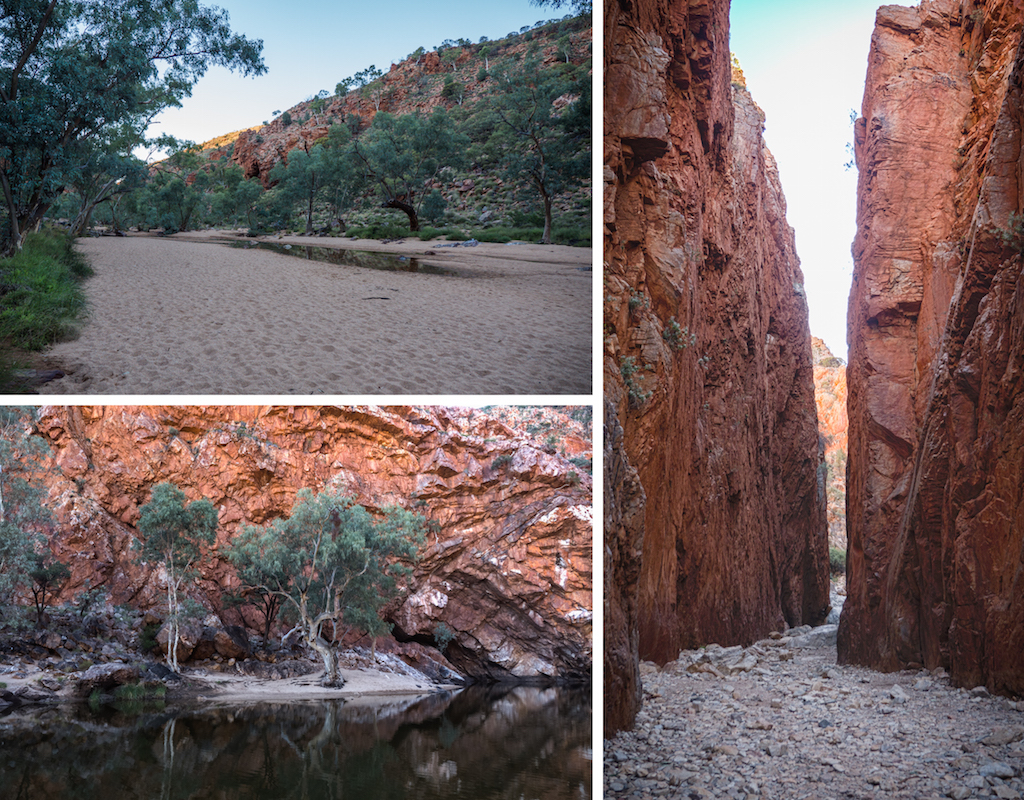 MacDonnell Park Stanley Ormiston Gorge Chasm Redbank Gorge 2