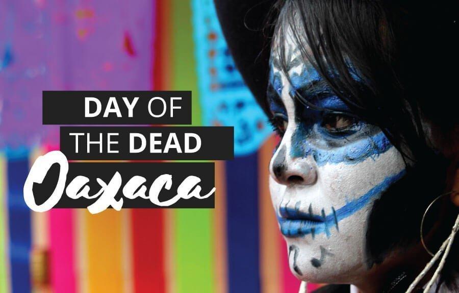 Day of the Dead Oaxaca cover - Dia de los Muertos Oaxaca