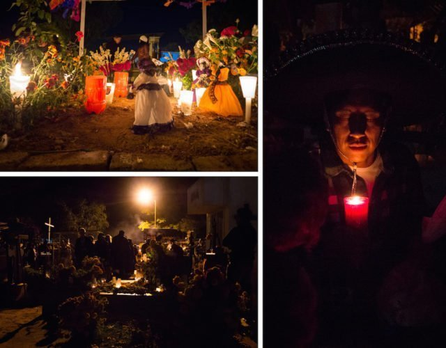 Day of the Dead in Mexico - Castaway with Crystal