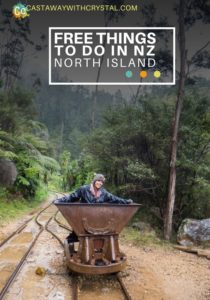 15 free and awesome things to do in the North Island of New Zealand - Castaway with Crystal