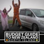 Budget Guide for NZ; North Island
