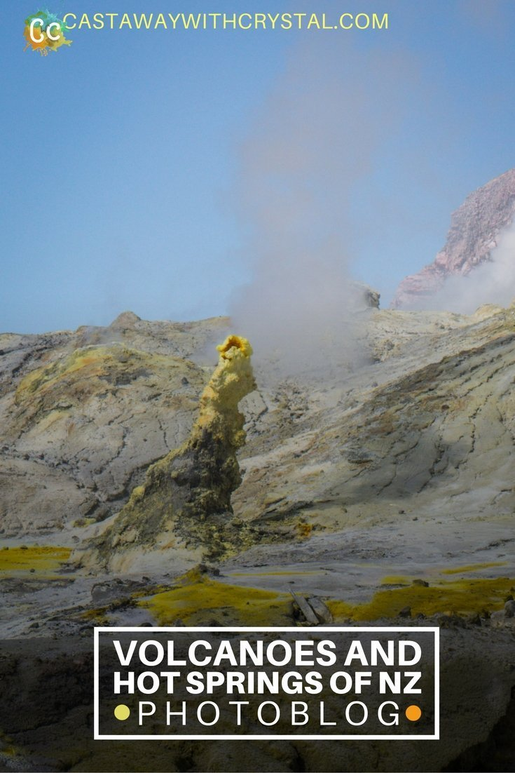 Photoblog: The active volcanoes of White Island, New Zealand up close and burning my face off! - Castaway with Crystal