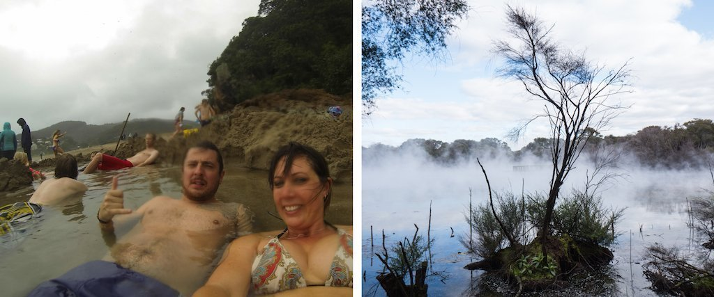 7 Reasons to Visit New Zealand in Spring hot springs