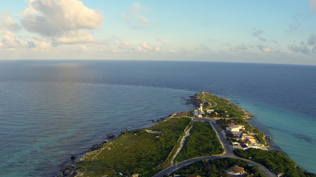 View of Isla Mujeres