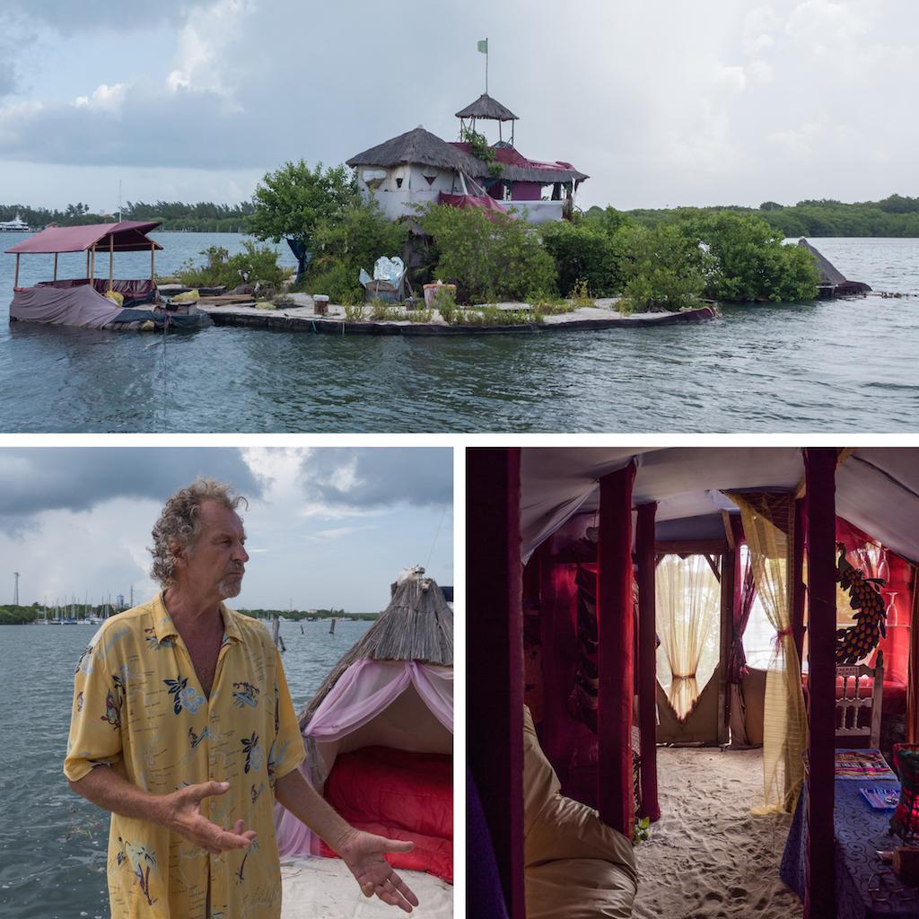 Plastic Island Tour, Isla Mujeres