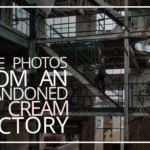 Eerie Photos from an Abandoned Ice Cream factory