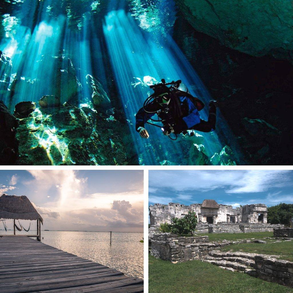 The Yucatan Peninsula: Cancun, Isla Holbox and Playa Del Carmen