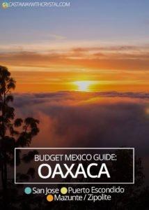 Budget guide: Oaxaca