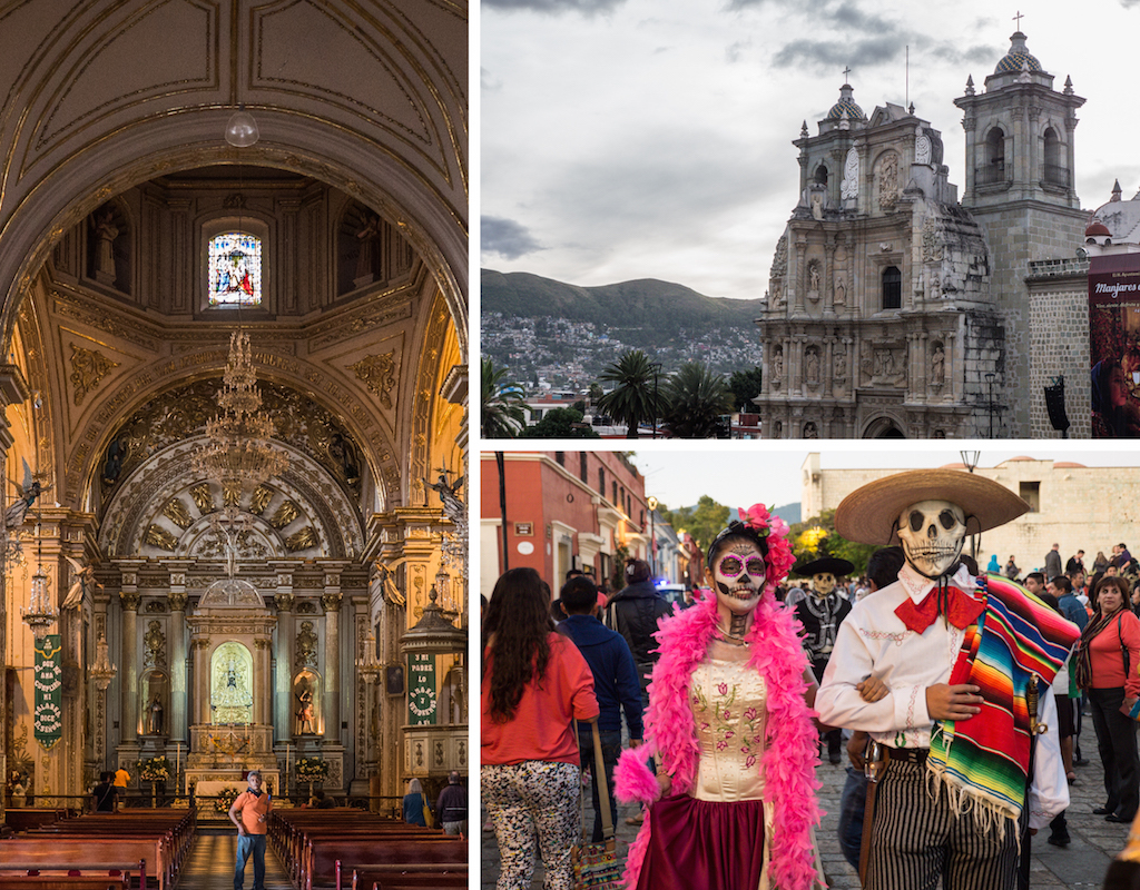 Budget mexico guide oaxaca castaway with crystal for Oaxaca to mexico city
