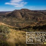 How to do the Larapinta Trail on the Cheap