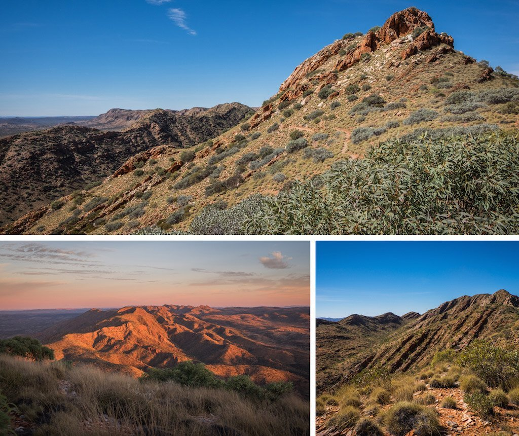 Budget Guide: Planning  to do the the Larapinta Trail on the Cheap - Castaway with Crystal