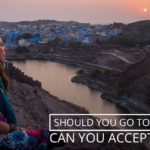 Should you go to India…? Can you accept her?