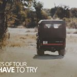 5 Types Of Tour You HAVE To Try