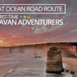 Great Ocean Road Route for First-Time Caravan Adventurers