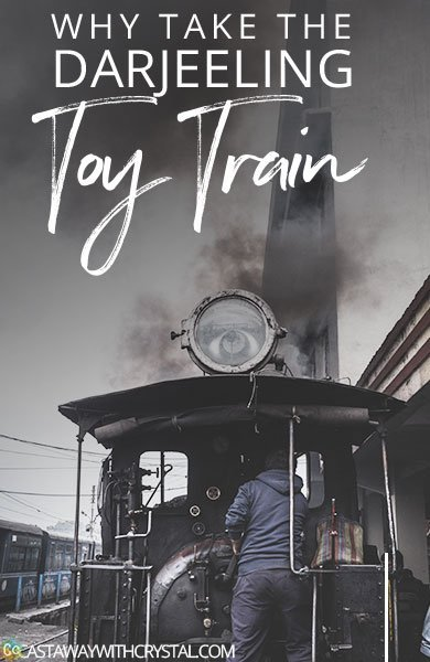 Ride the Darjeeling Toy Train | Why travel on the Darjeeling Toy Train? | History of the DHR | Ever wanted to take a ride on a historic steam train? #Darjeeling #ToyTrain