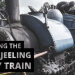 Take a ride on the Darjeeling Toy Train