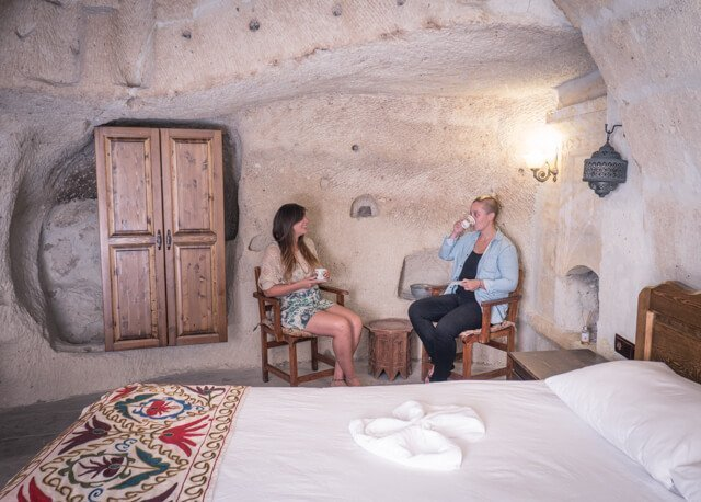 Tulip Cave Suites | Cappadocia things to do | Looking for things to do in Cappadocia? Check out this complete guide featuring all adventurous activities, best hiking trails and how to get a balloon ride for cheap!