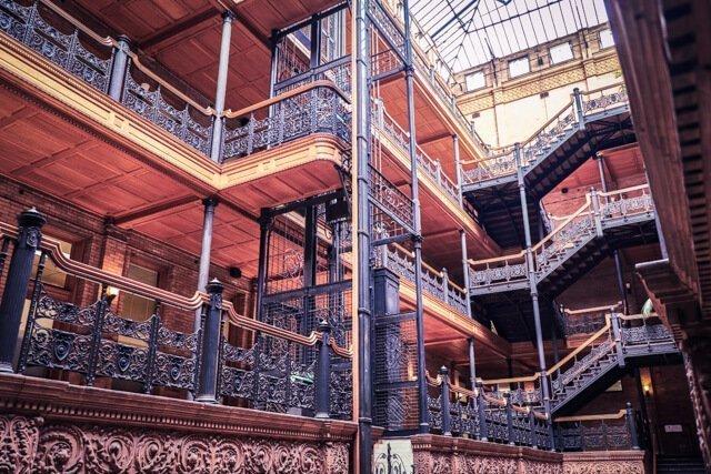 Bradbury Building -