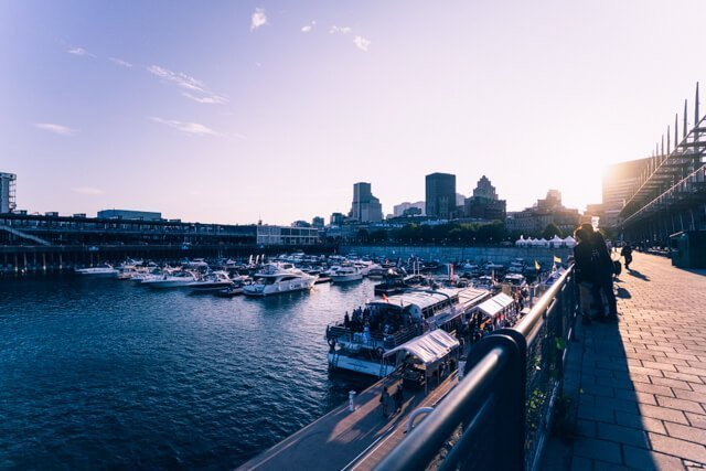 Old Port of Montreal - Free things to do in Montreal