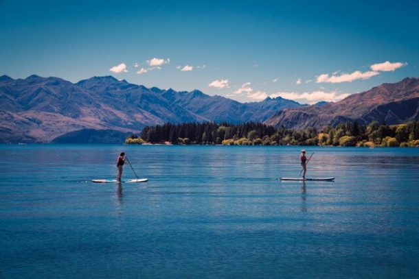 Lake Wanaka paddle board - Free things to do in Wanaka