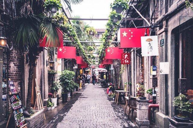 Tianzifang - Free things to do in Shanghai, China